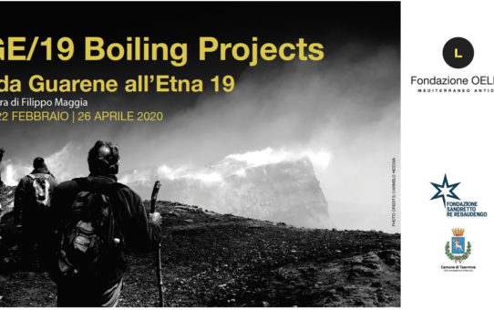 GE/19 Boiling Projects da Guarene all'Etna""